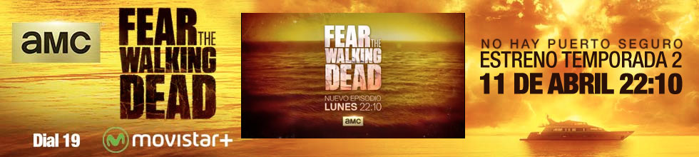 Billboard con Video de FTWD2