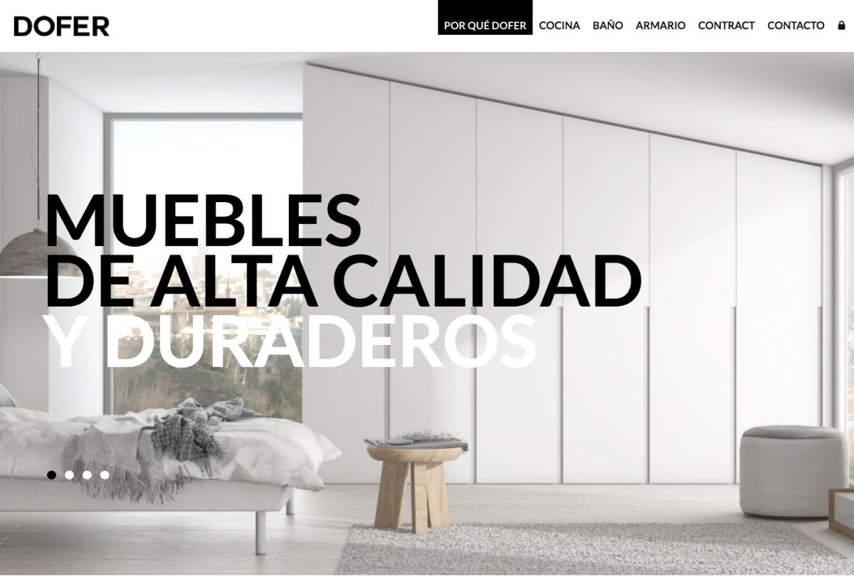 Home de Muebles DOFER