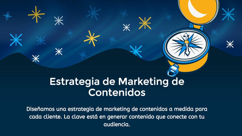 SEOverest Estrategia de Marketing de Contenidos